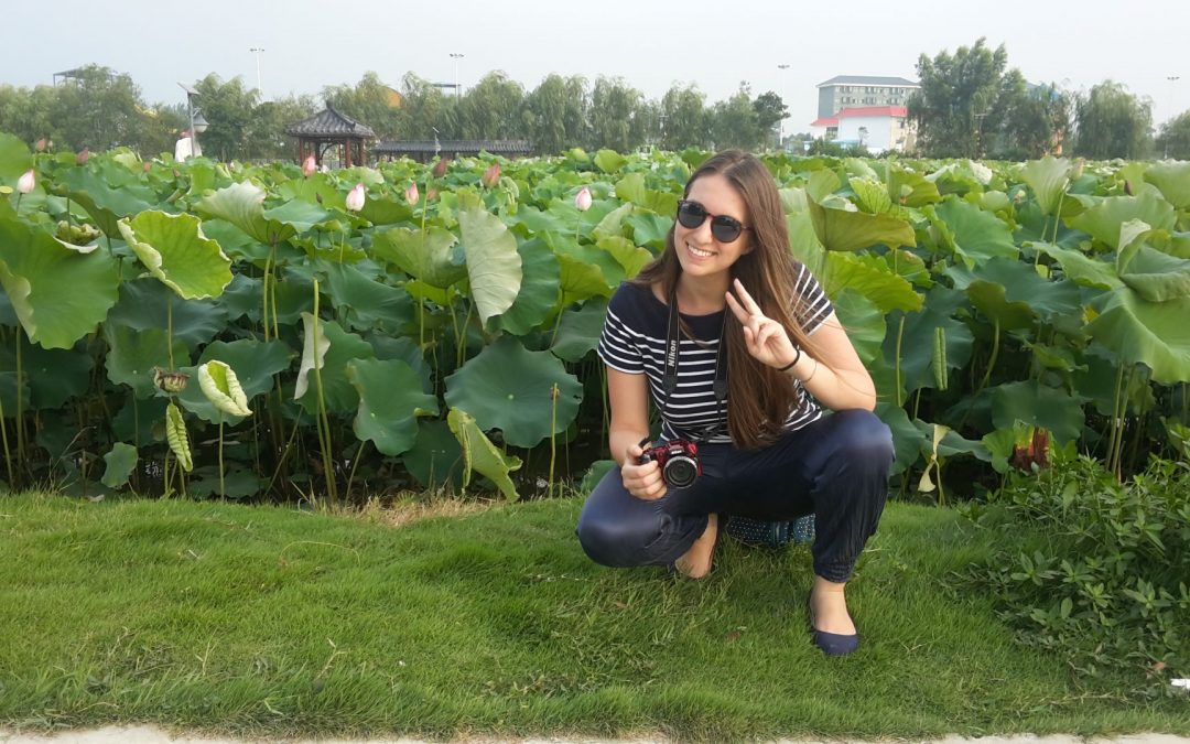 Chinese seeds – Three months for discovering China through EVS experience