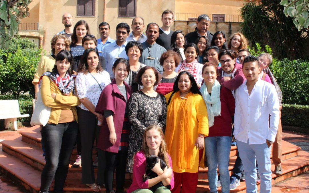 PLACE – The training course is over with new ideas to share